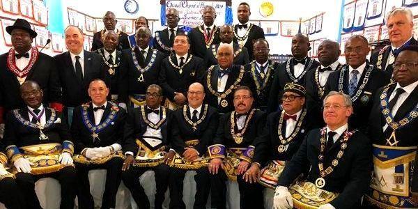 Masonería Haití