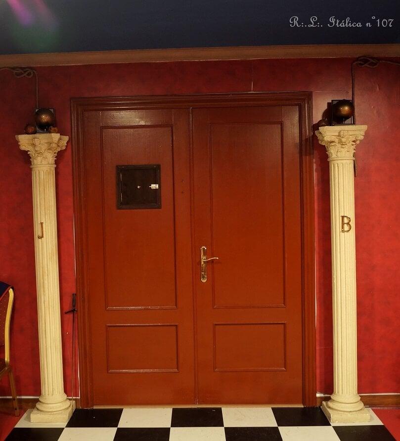 Masones en Sevilla