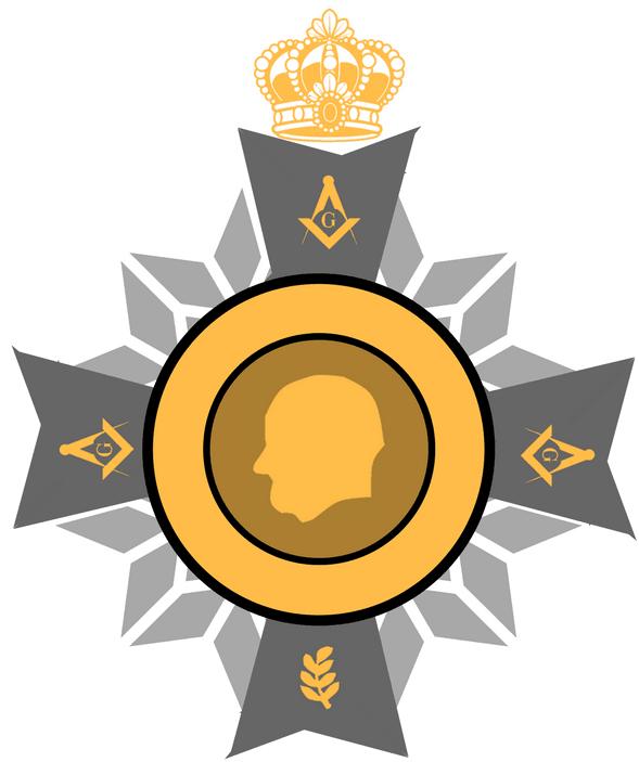 Felipe VI masonería condecoración