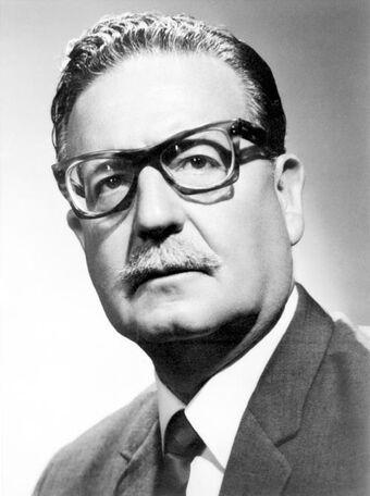 Salvador Allende masón