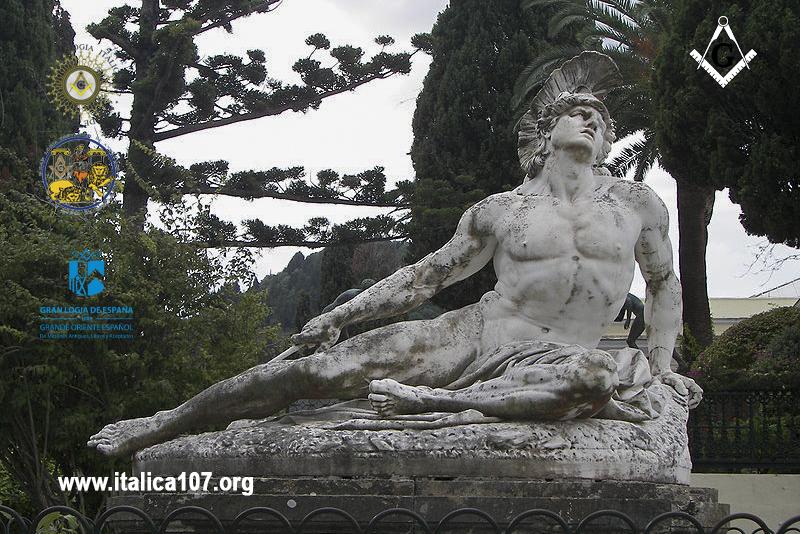 Estatua de Aquies