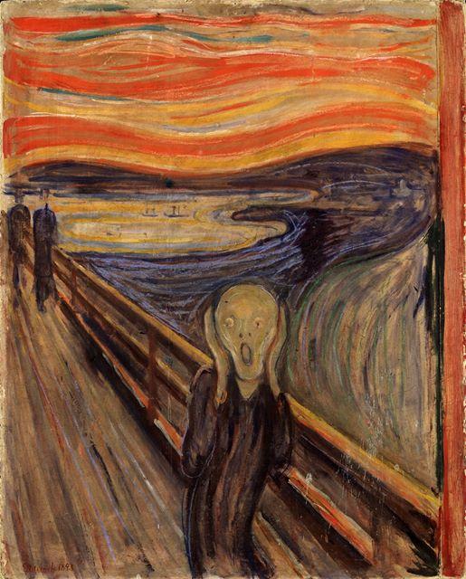 El grito de Munch Masoneria en Sevilla