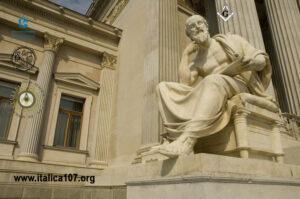 La Filosofía mundo homérico